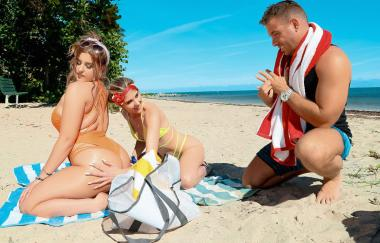 Brooke Benz – Treibsand Teil 1 – Reckless In Miami (RealityKings)
