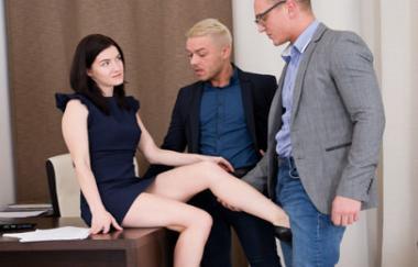 Lina Love, Ben, Vincent Vega – Doppeldeal – Dpfanatics (21Sextury)