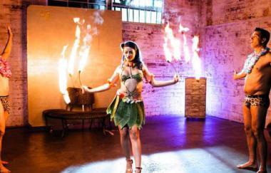 Jewelz Blu, Ramon Nomar – Böse Tiki Babes: Episode 1 (BurningAngel)