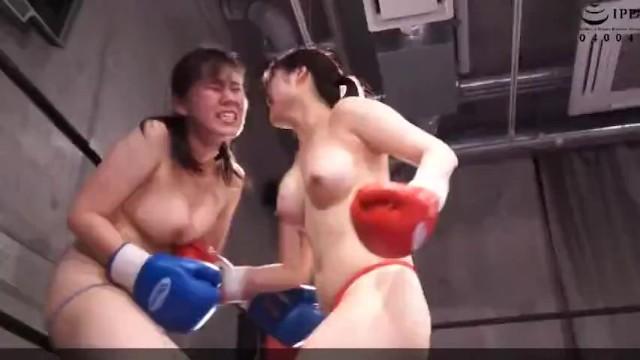 女子 ボ ク シ ン グ 7